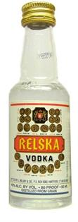 Relska Vodka 1.00l - Case of 12